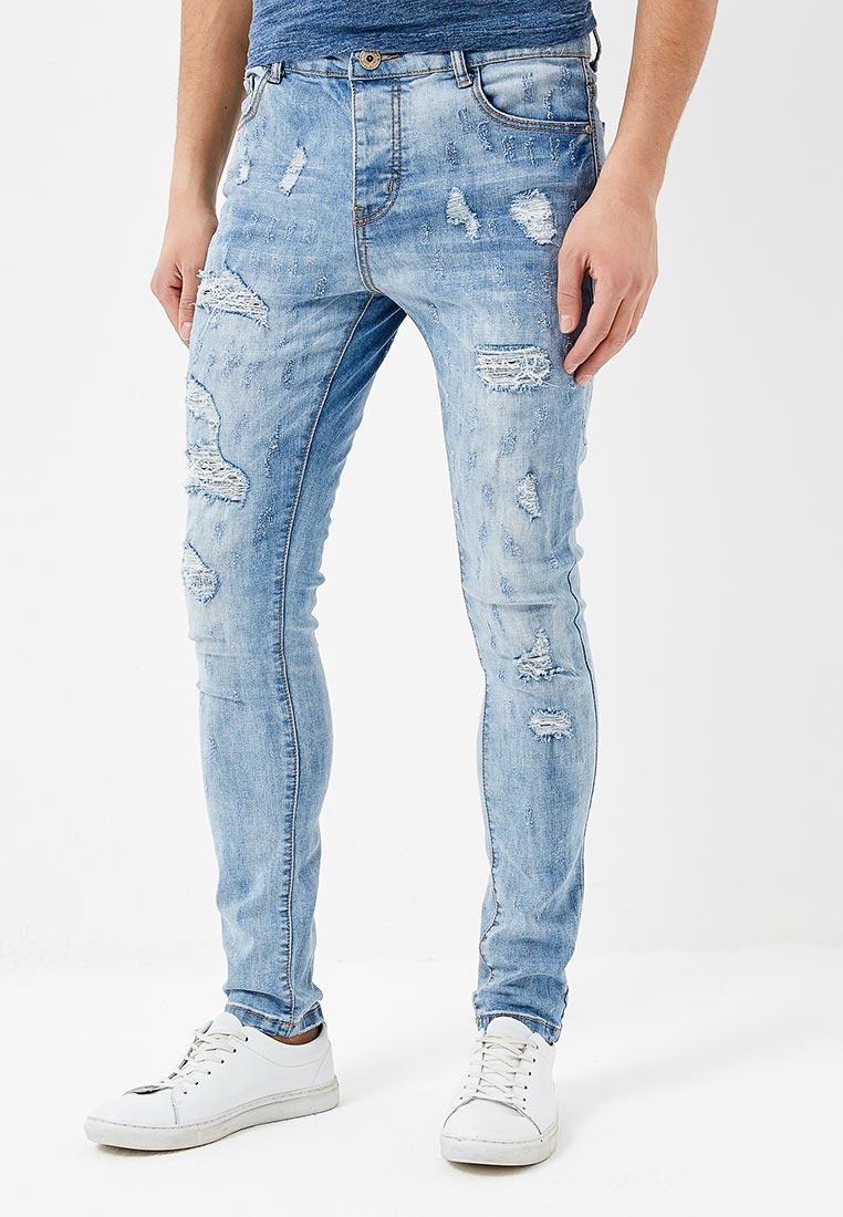 Мужские прямые джинсы Terance Kole 72175