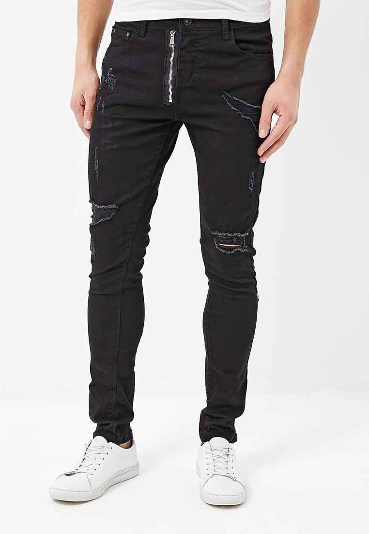 Мужские прямые джинсы Terance Kole 72185
