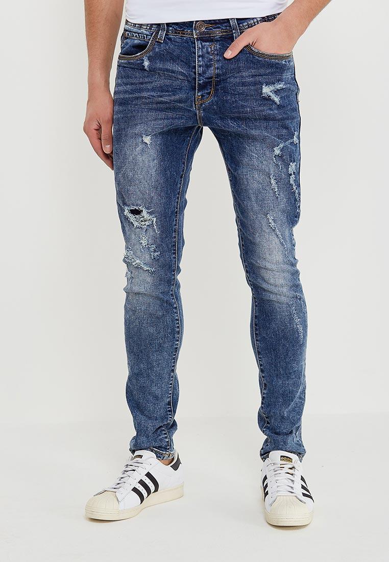 Зауженные джинсы Terance Kole 72190