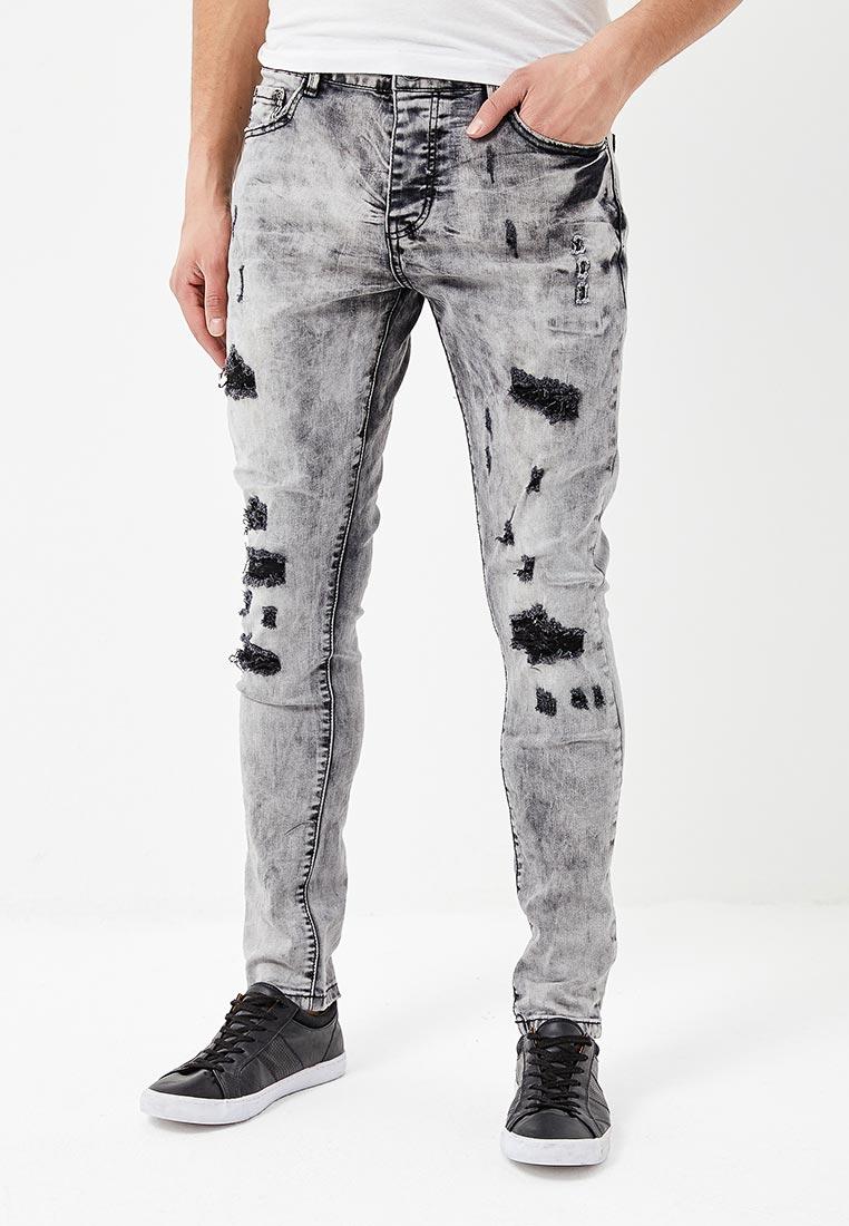 Зауженные джинсы Terance Kole 72203