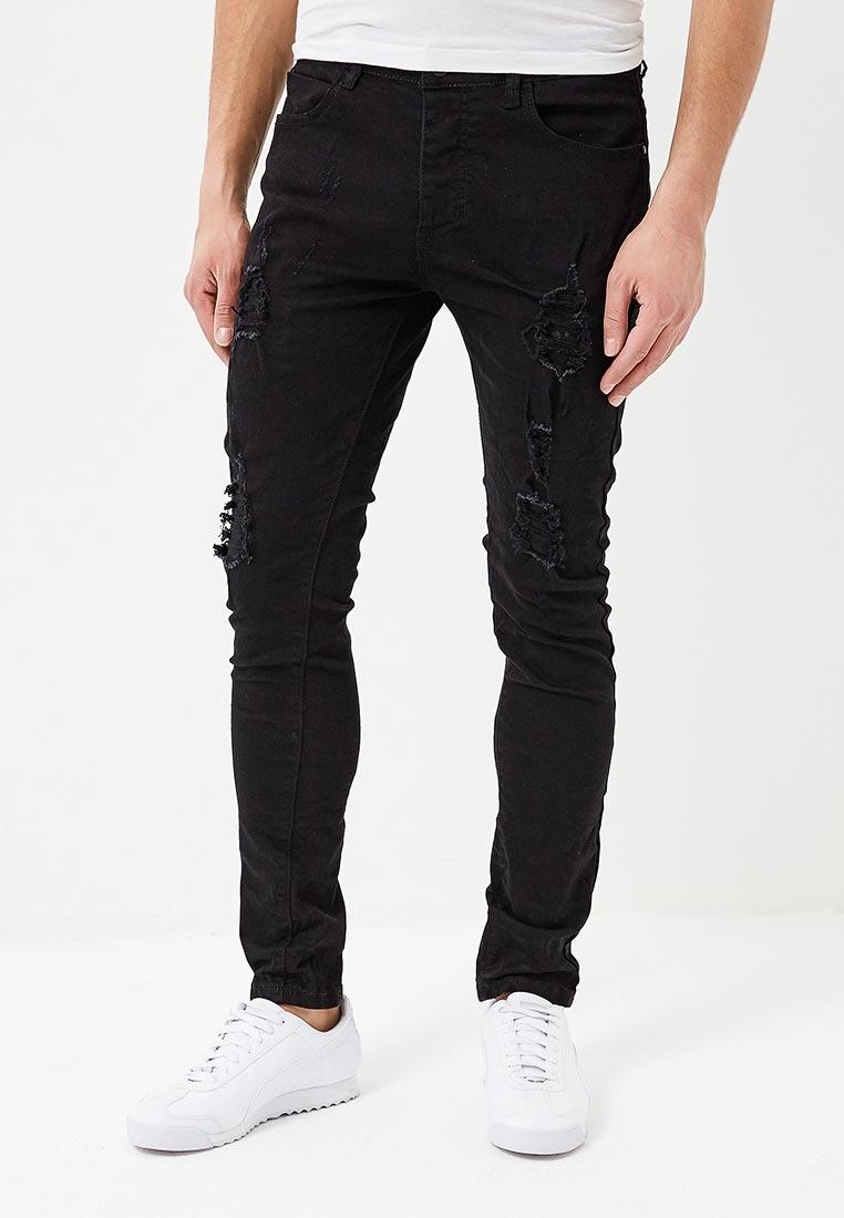Зауженные джинсы Terance Kole 72208