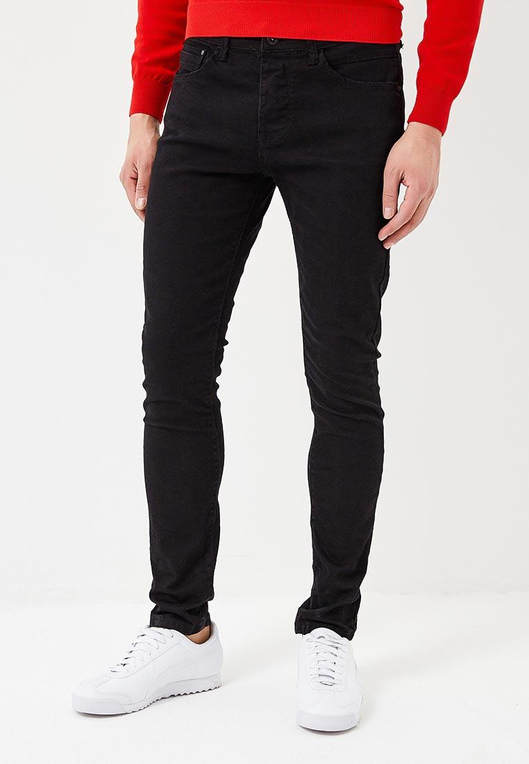 Зауженные джинсы Terance Kole 72215