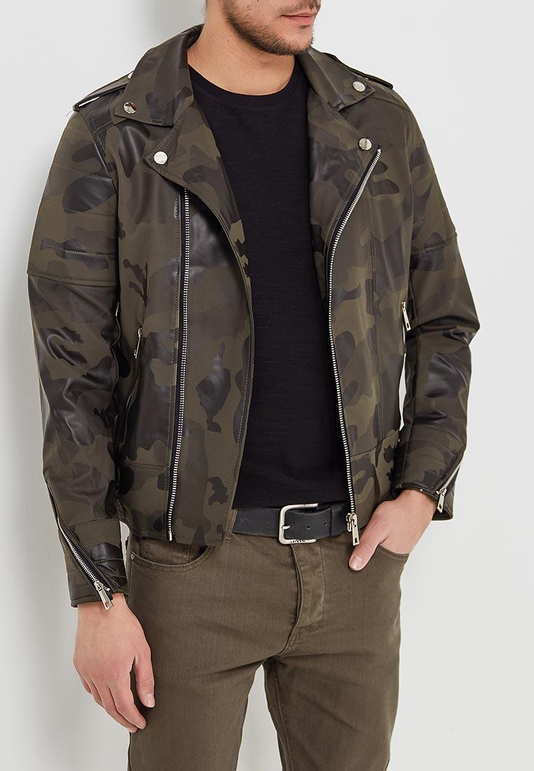 Кожаная куртка Terance Kole 79611