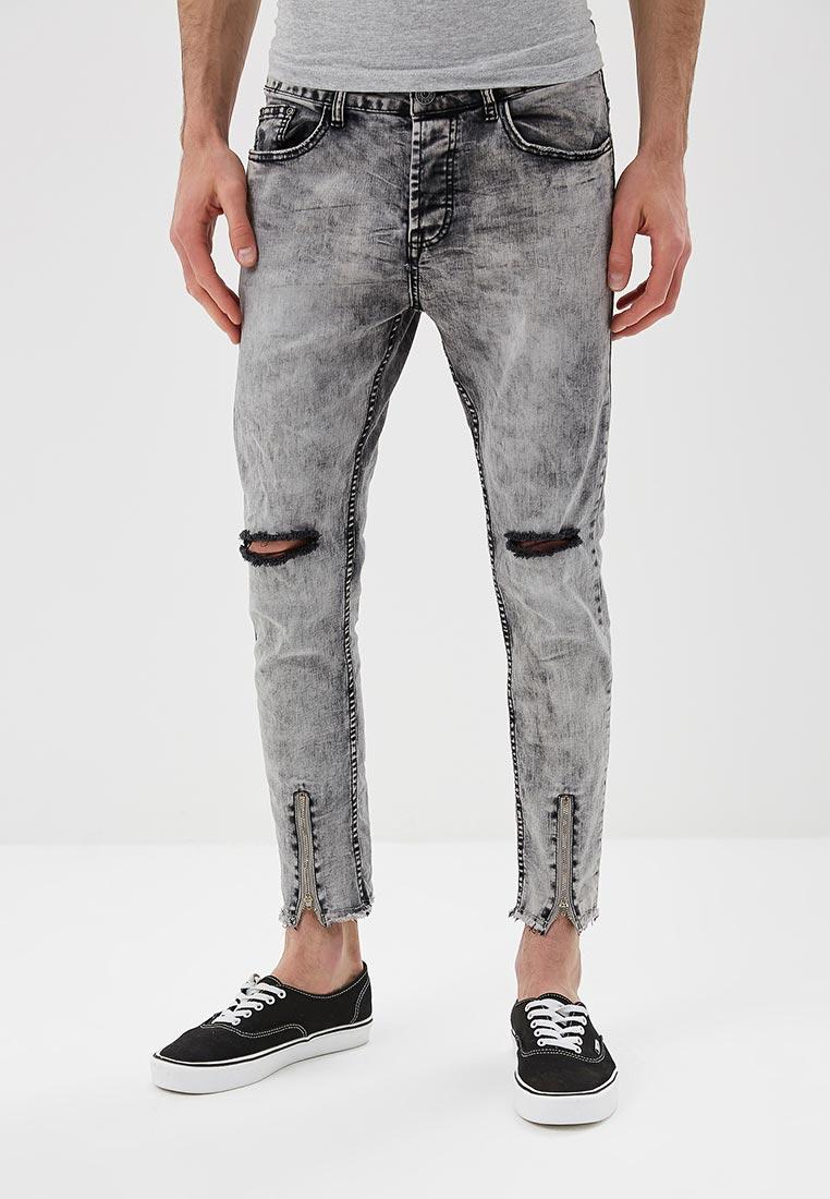 Зауженные джинсы Terance Kole 72202