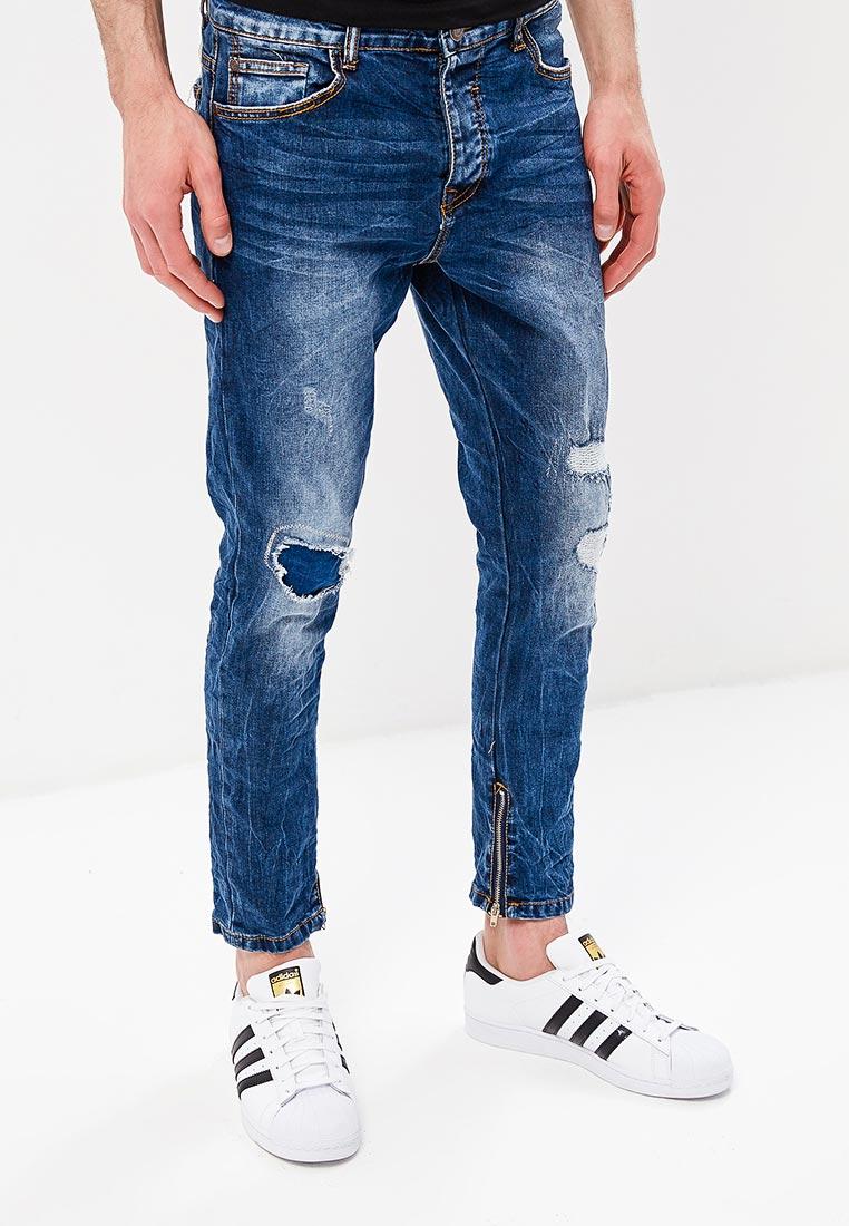 Мужские прямые джинсы Terance Kole 72210