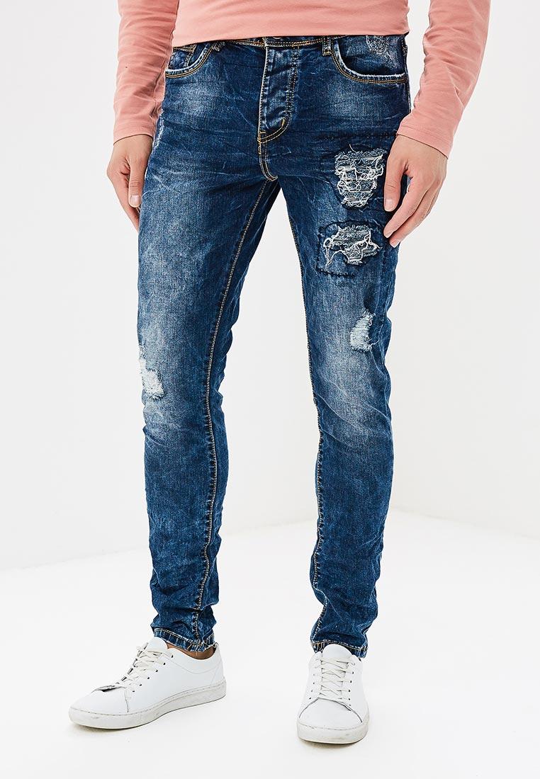 Зауженные джинсы Terance Kole 72177
