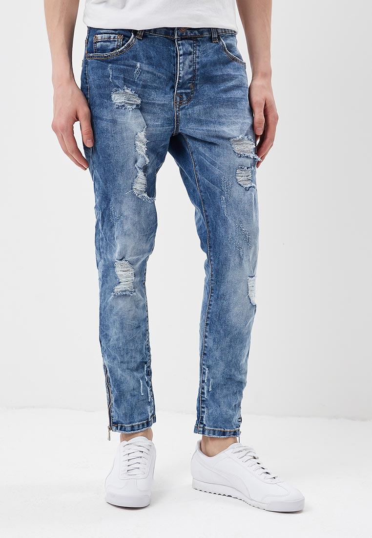 Зауженные джинсы Terance Kole 72221