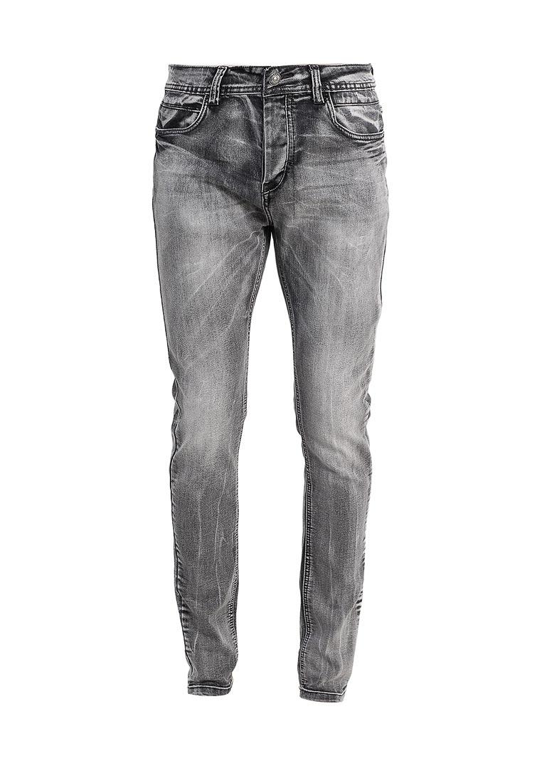 Зауженные джинсы Terance Kole 72058