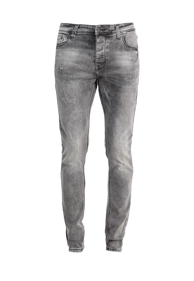 Зауженные джинсы Terance Kole 72071