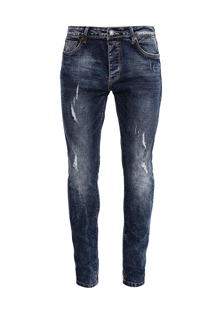 Зауженные джинсы Terance Kole 72079