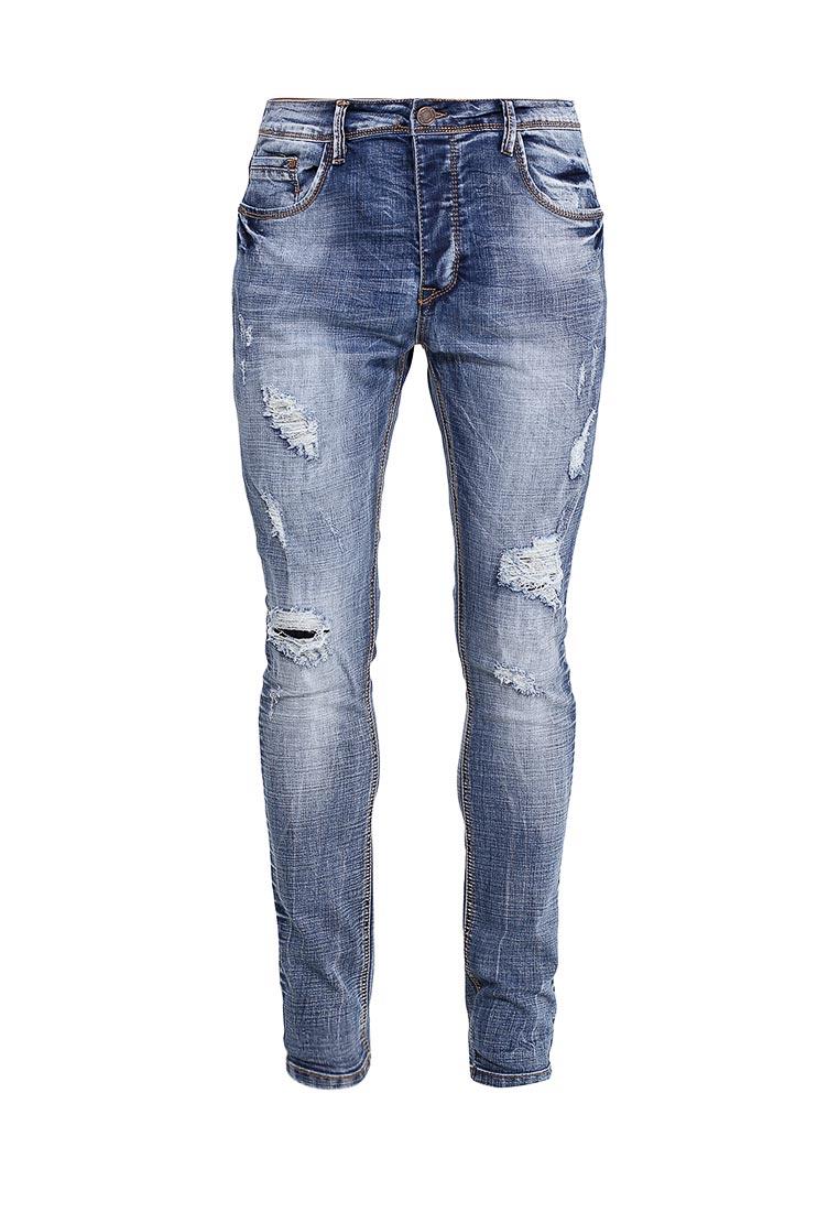 Зауженные джинсы Terance Kole 72082