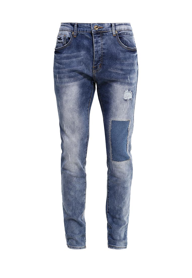 Зауженные джинсы Terance Kole 99827