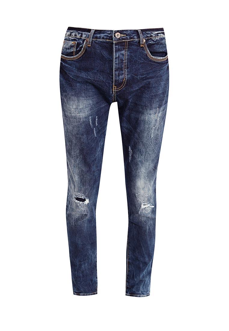 Зауженные джинсы Terance Kole 72093