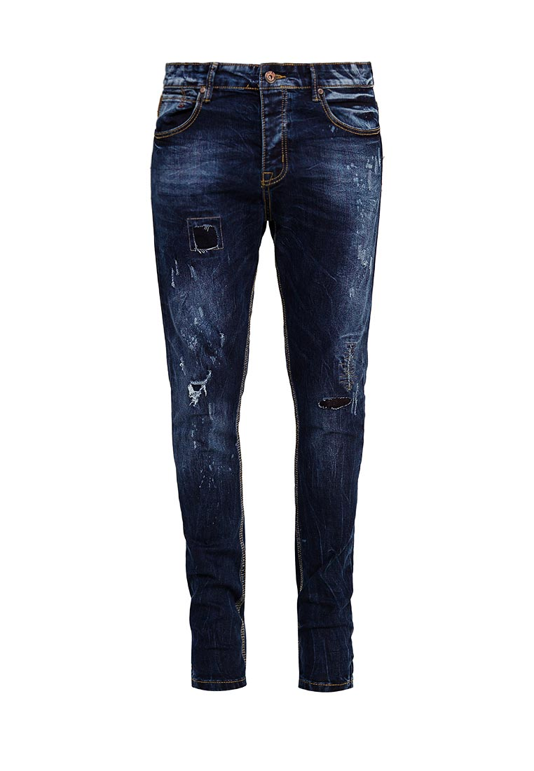 Зауженные джинсы Terance Kole 72100