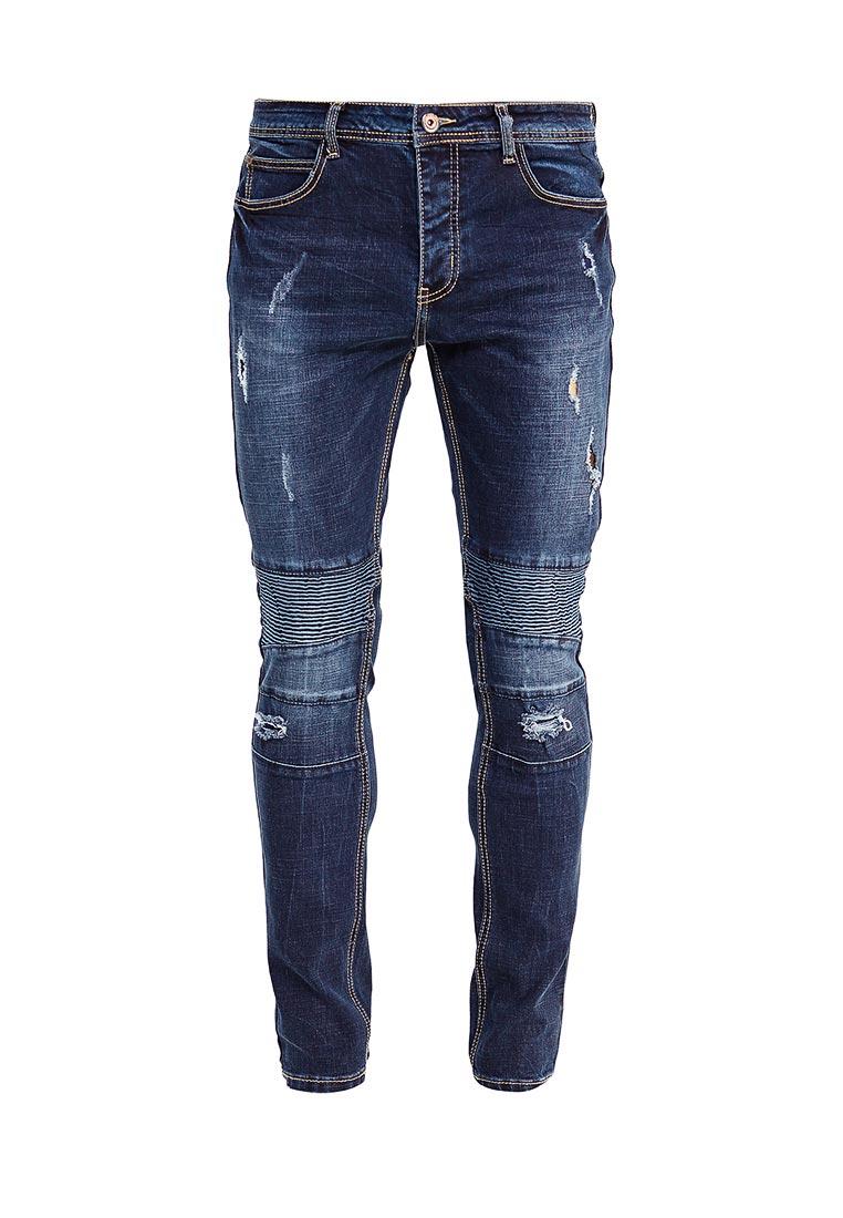 Зауженные джинсы Terance Kole 72103
