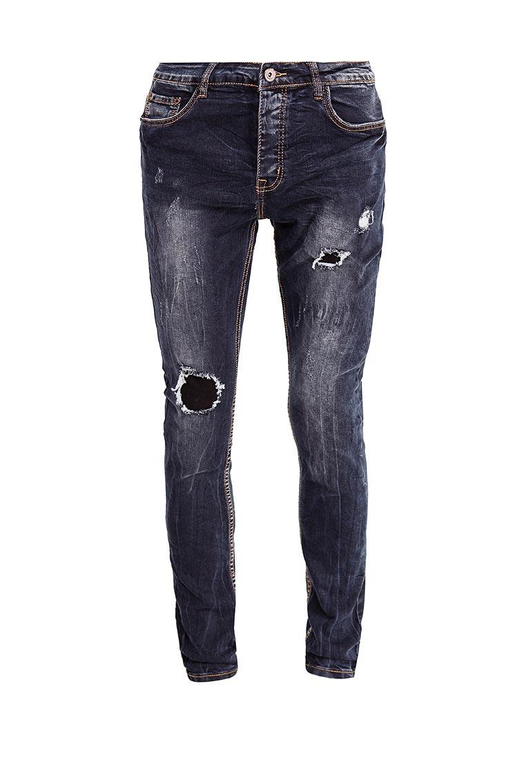 Зауженные джинсы Terance Kole 72109