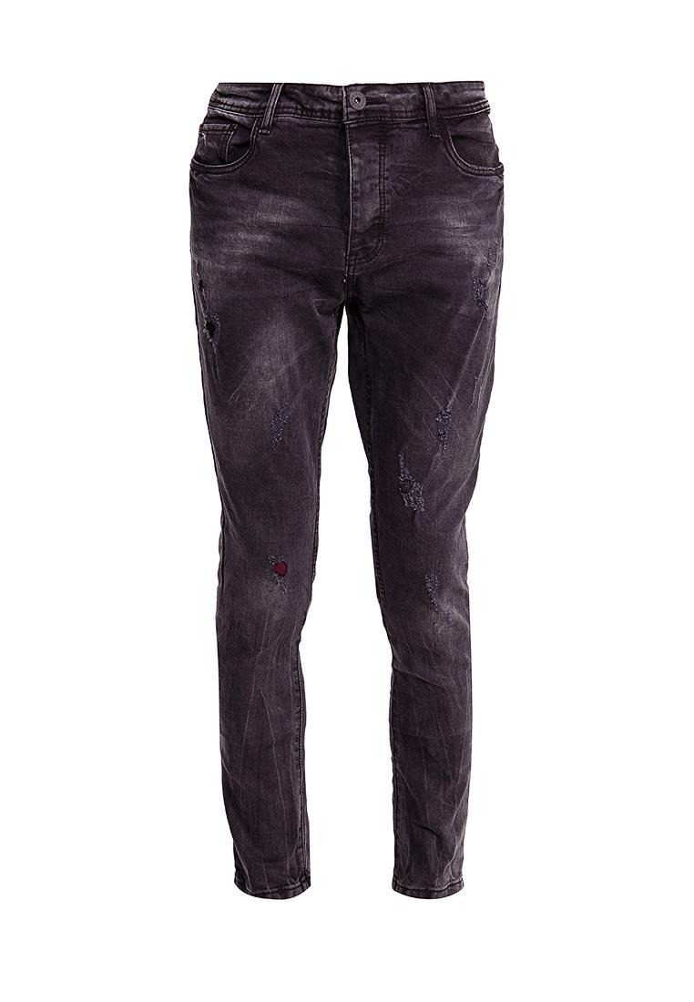 Зауженные джинсы Terance Kole 72113