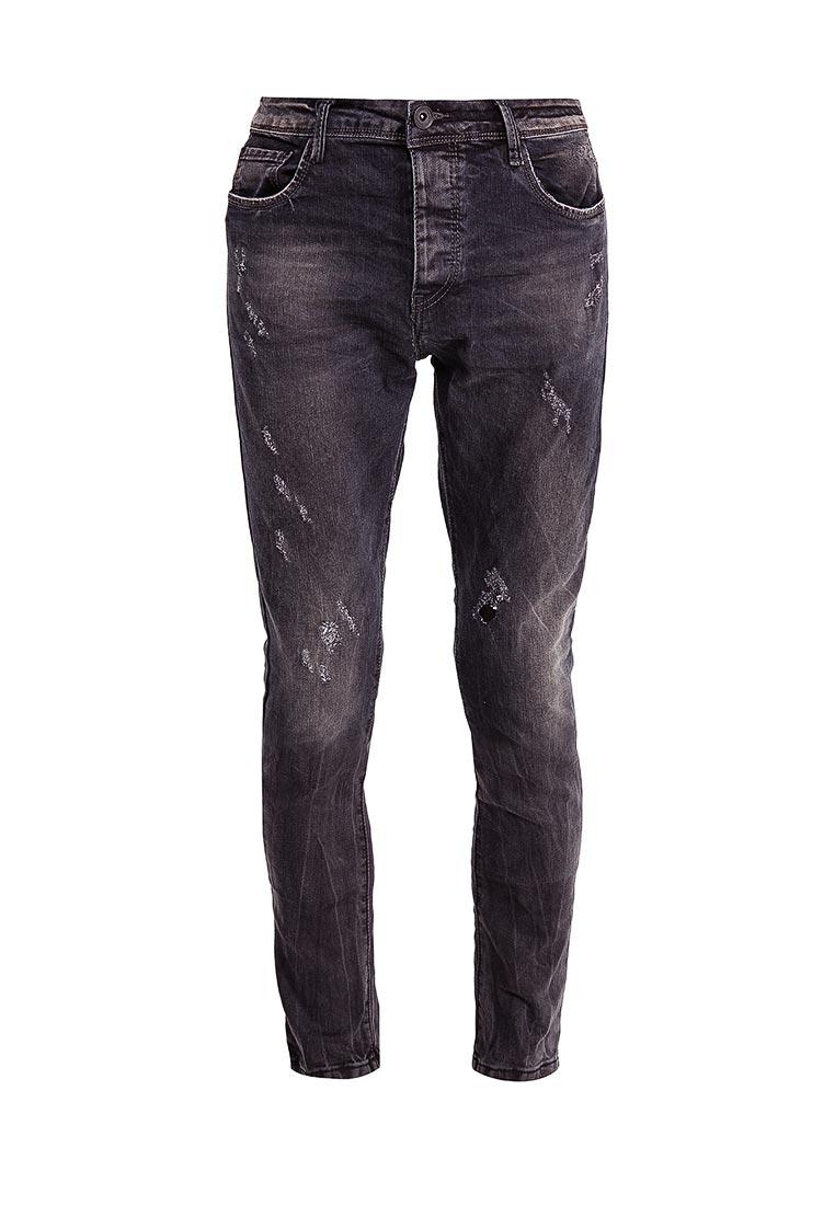 Зауженные джинсы Terance Kole 72115