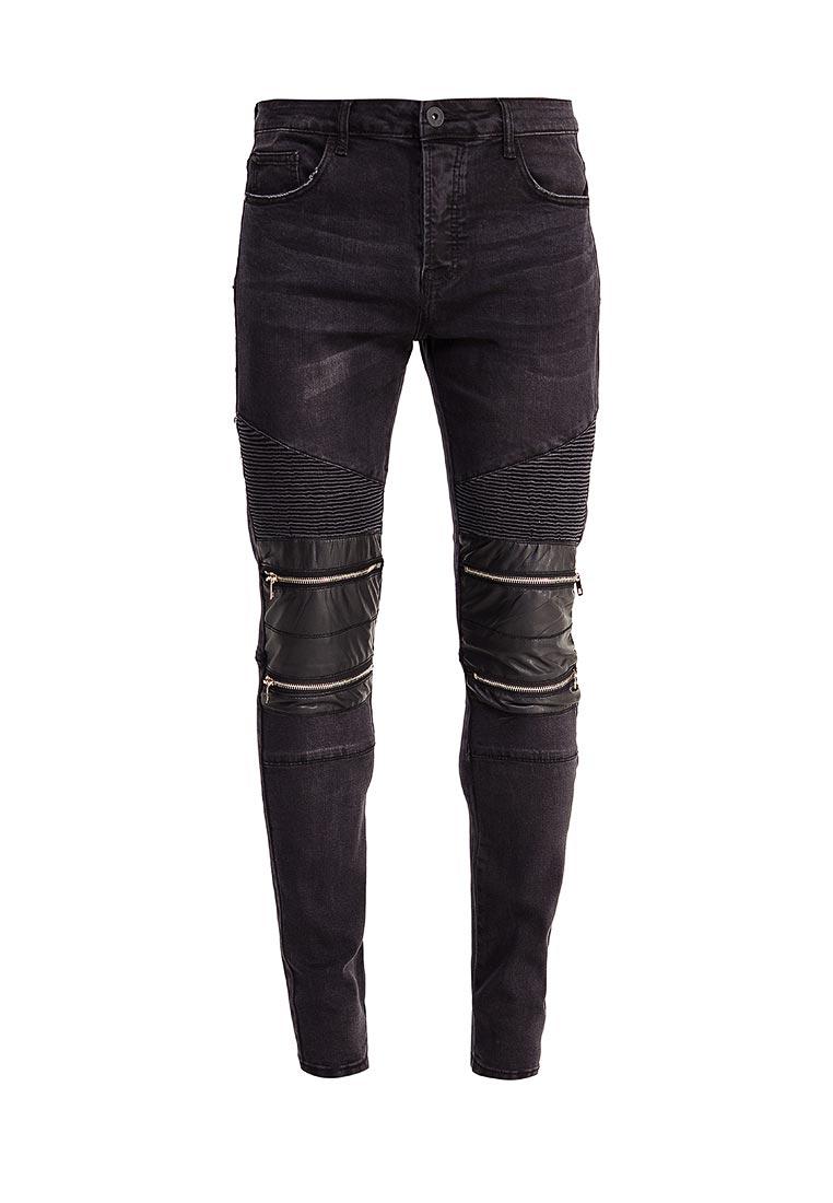 Зауженные джинсы Terance Kole 72127