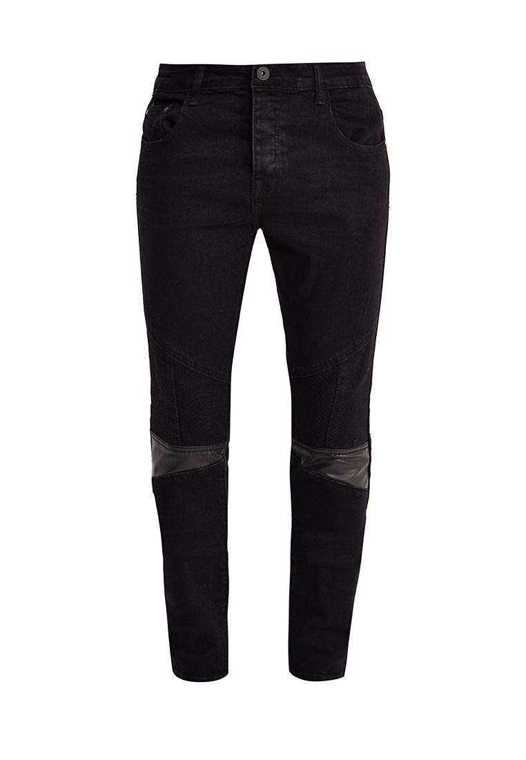 Зауженные джинсы Terance Kole 72131