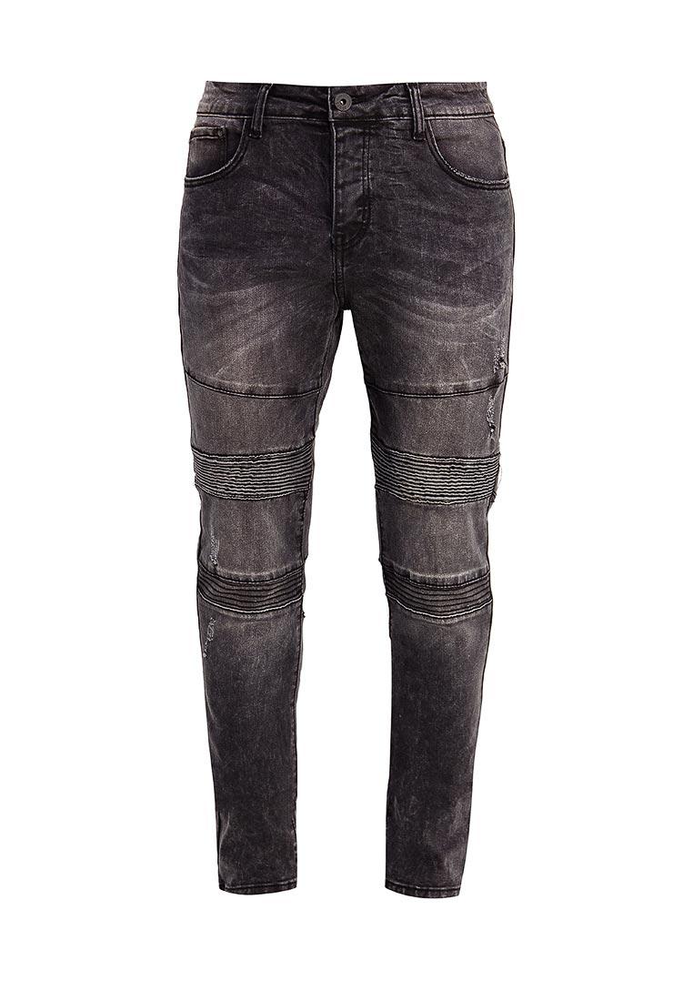 Зауженные джинсы Terance Kole 72136