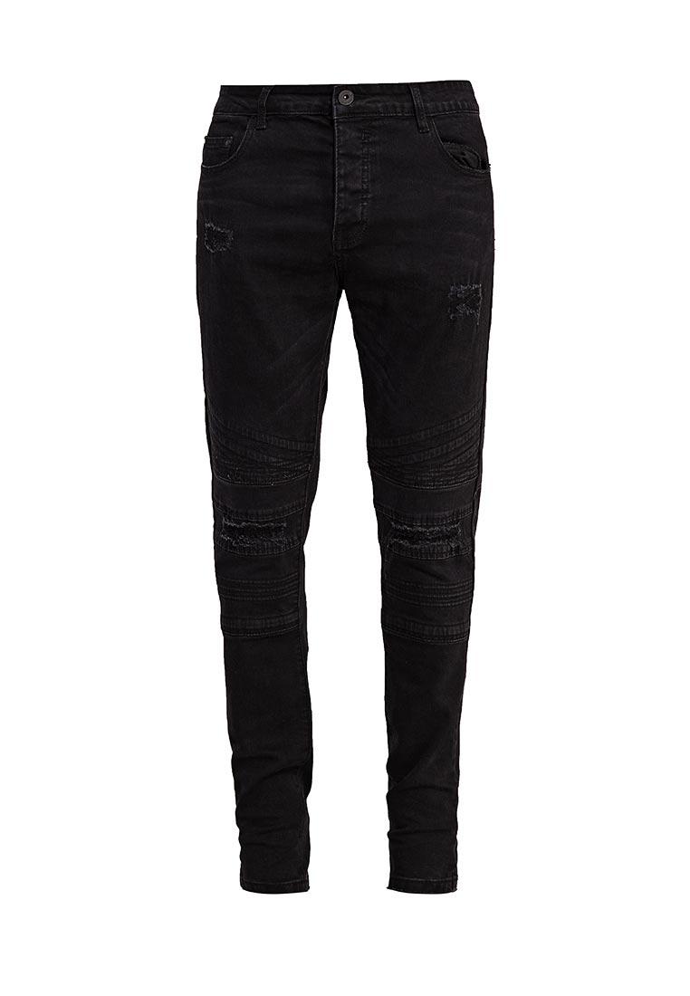 Зауженные джинсы Terance Kole 72150
