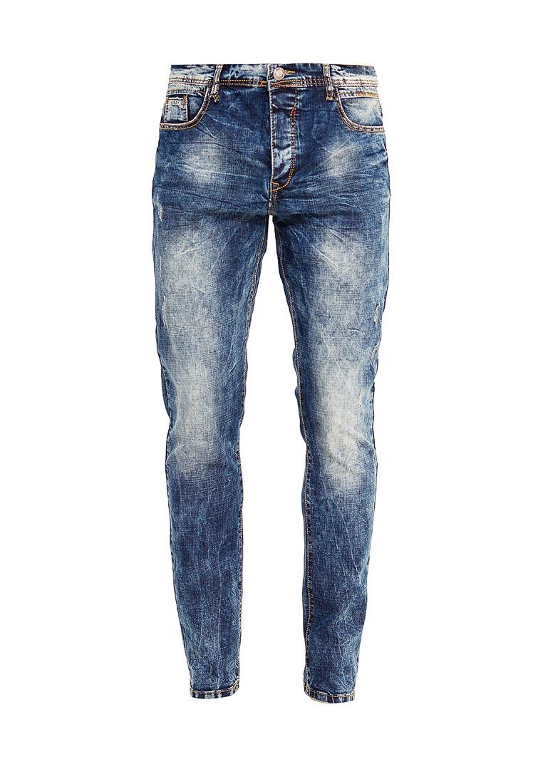 Мужские прямые джинсы Terance Kole 98285