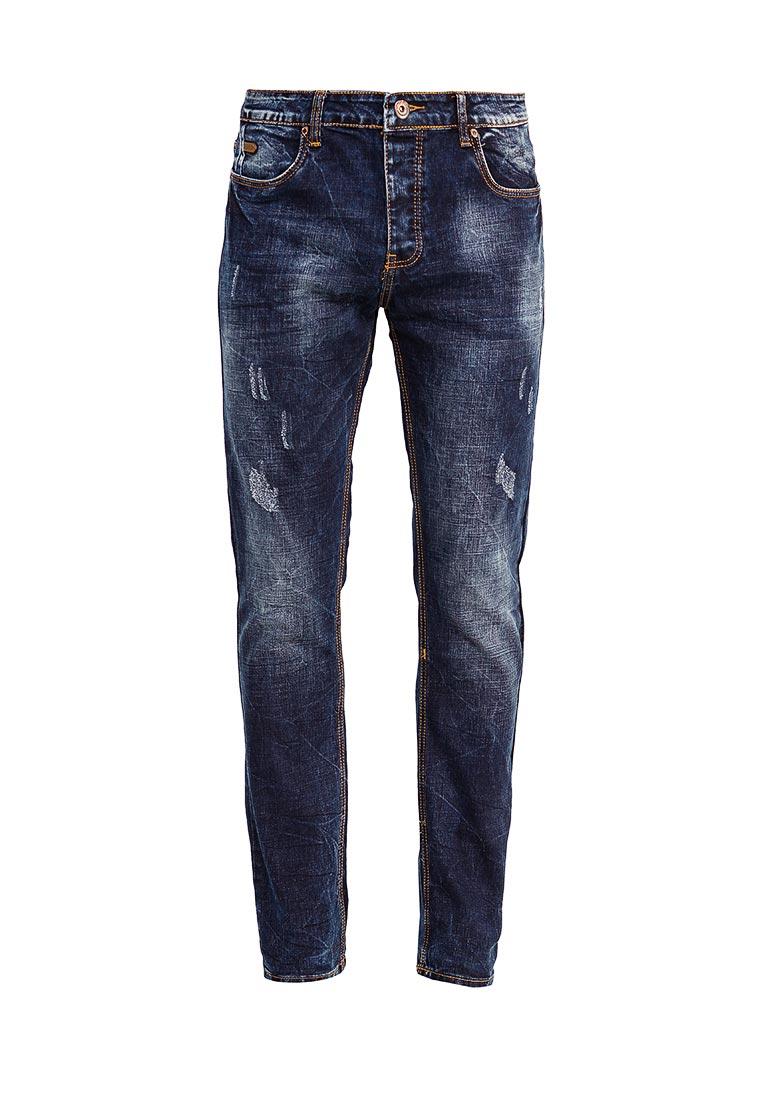 Зауженные джинсы Terance Kole 98291