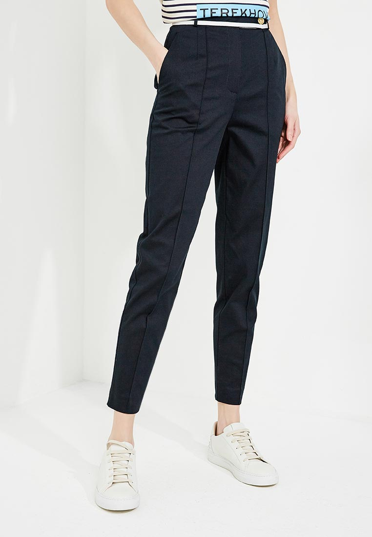 Женские зауженные брюки Terekhov Girl 2P009/3063.403/S18