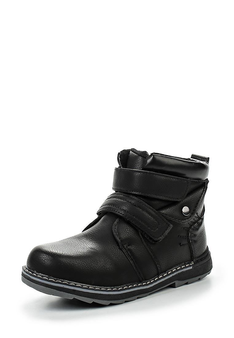 Ботинки для мальчиков Tesoro 168613/04-01