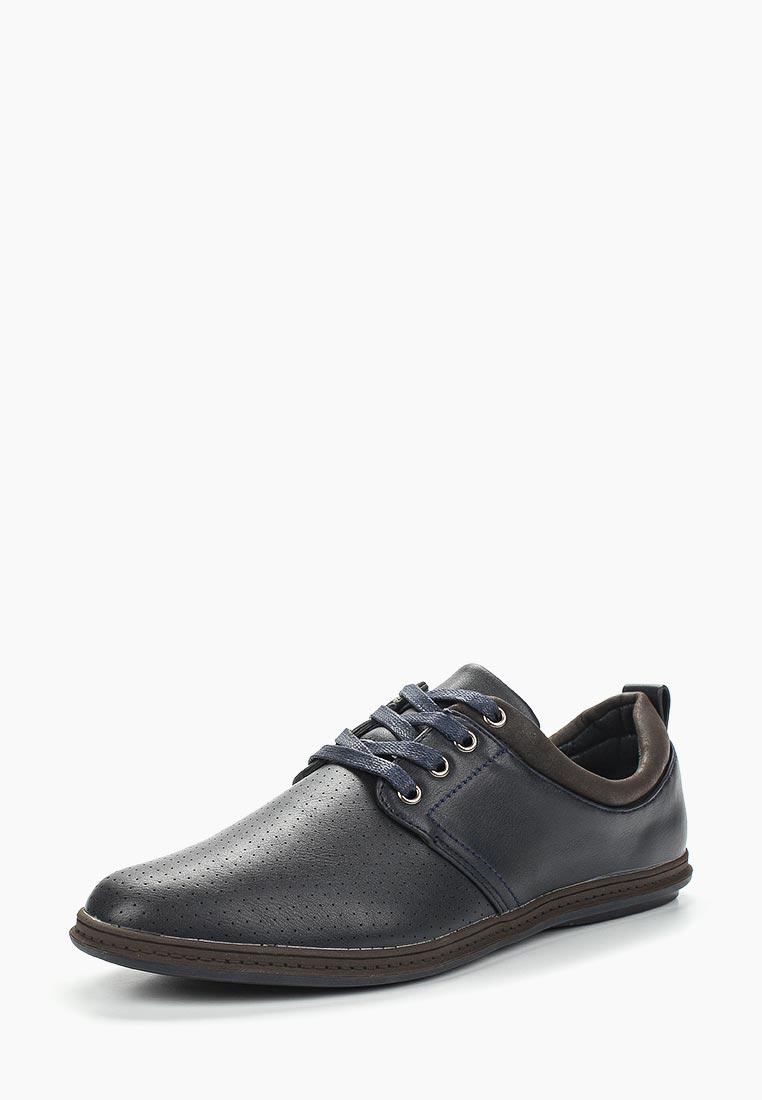 Мужские туфли Tesoro 187082/02-03