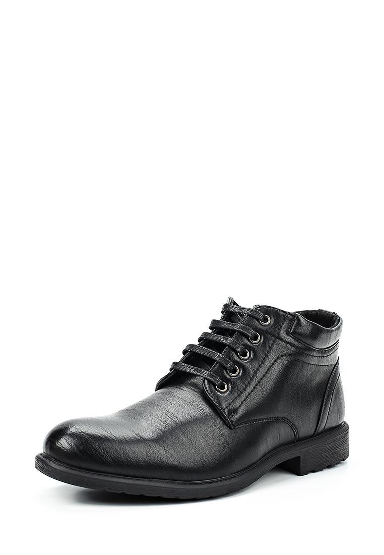 Мужские ботинки Tesoro 178100/01-01