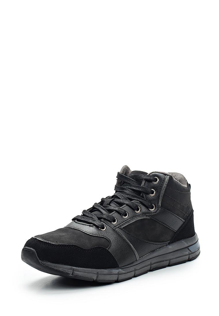 Мужские ботинки Tesoro 178108/02-01