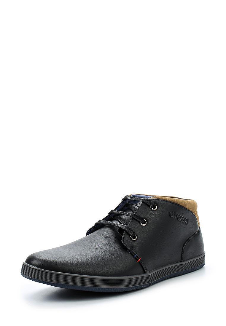 Мужские ботинки Tesoro 178165/01-01