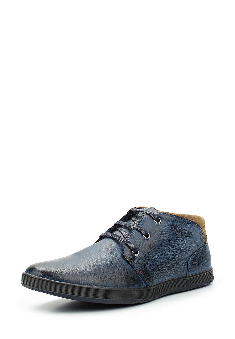 Мужские ботинки Tesoro 178165/01-02