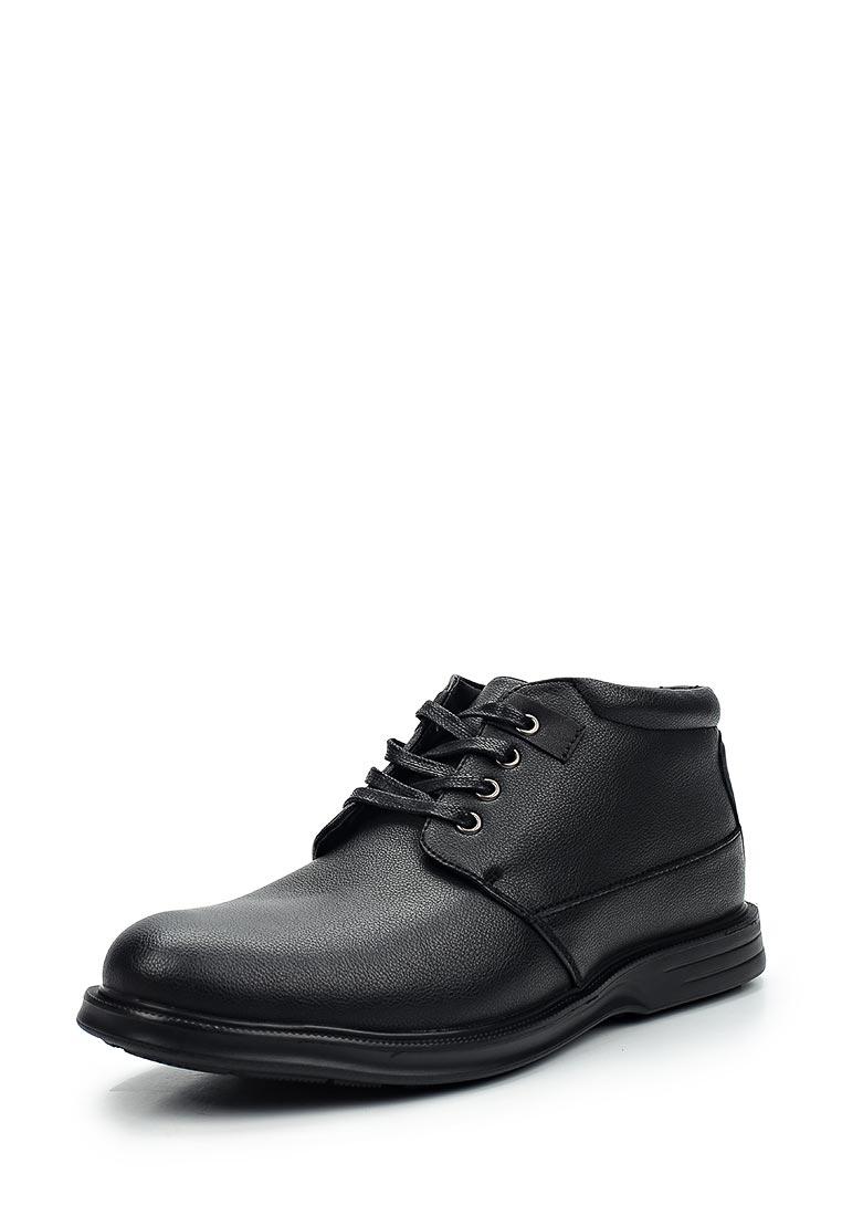 Мужские ботинки Tesoro 178272/02-01