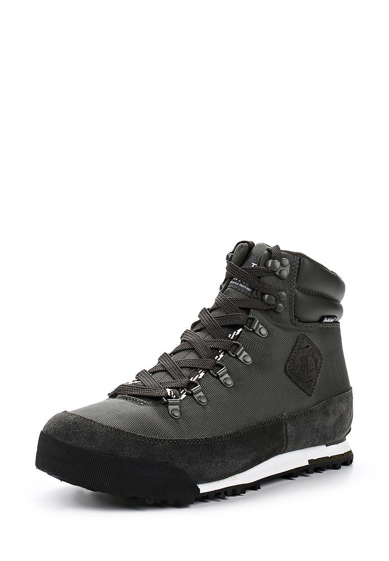 Мужские ботинки The North Face (Норт Фейс) T0CKK4YRM