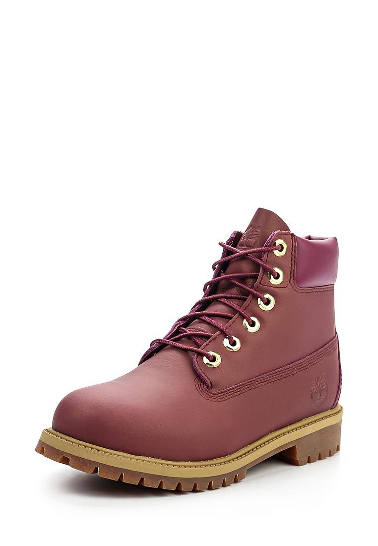 Ботинки для девочек Timberland (Тимберленд) TBLA19XLM