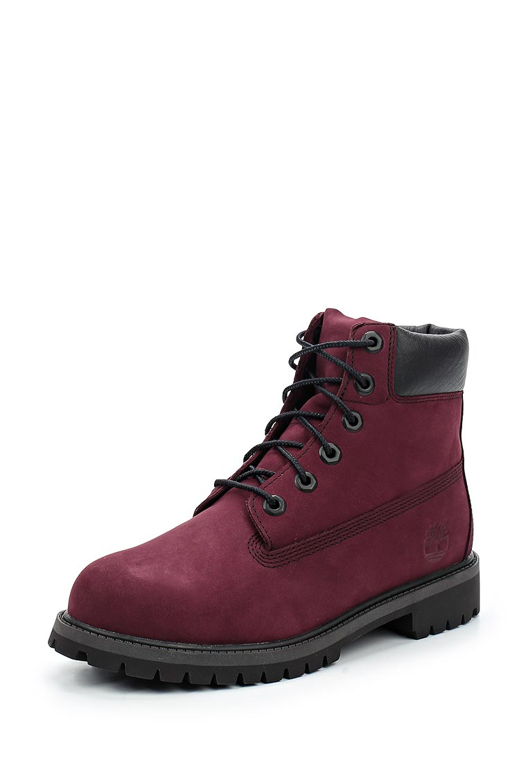 Ботинки для девочек Timberland (Тимберленд) TBLA1O82M