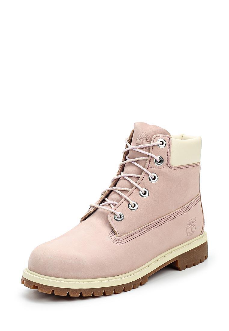 Ботинки для девочек Timberland (Тимберленд) TBL34992M