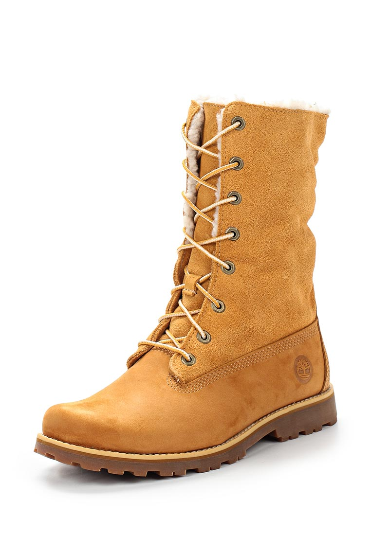Ботинки для девочек Timberland (Тимберленд) TBLA156NM