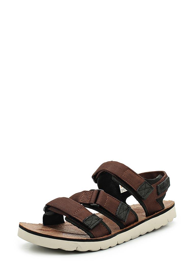 Мужские сандалии Timberland (Тимберленд) TBLA1A68M