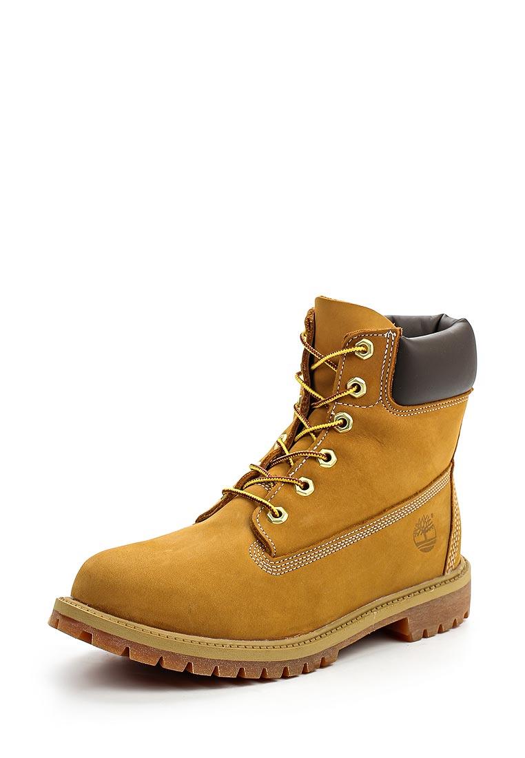 Ботинки для девочек Timberland (Тимберленд) TBL12909M