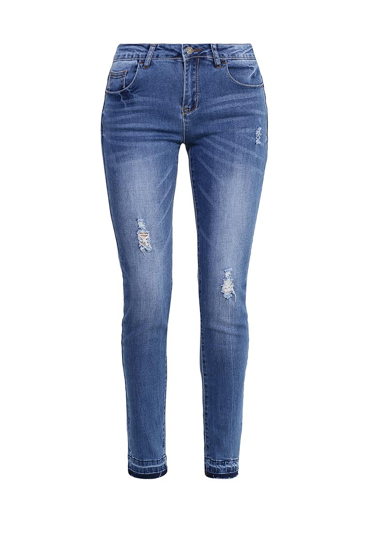 Зауженные джинсы Time For Future T4F W2708.35