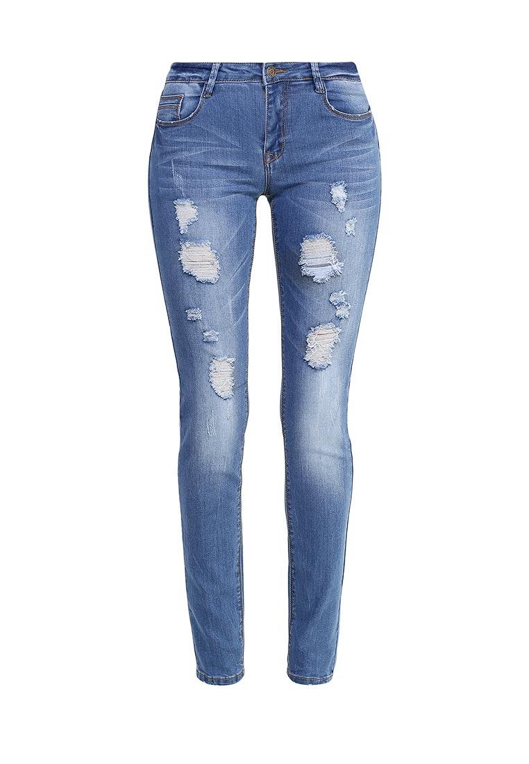 Зауженные джинсы Time For Future T4F W2799.33
