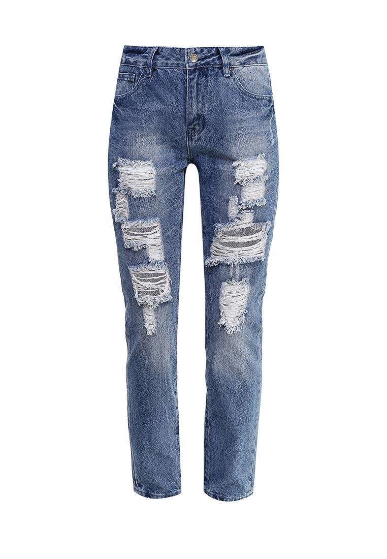 Зауженные джинсы Time For Future T4FW2752.35