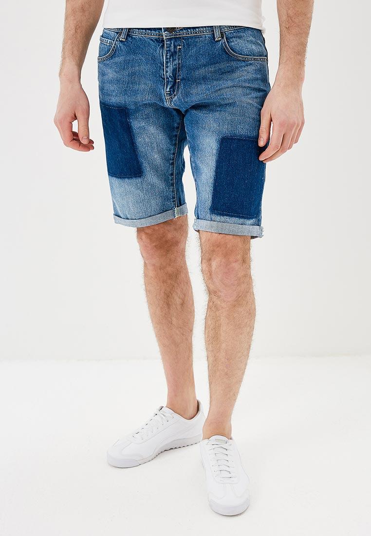 Мужские джинсовые шорты Tom Farr (Том Фарр) TM2304.35