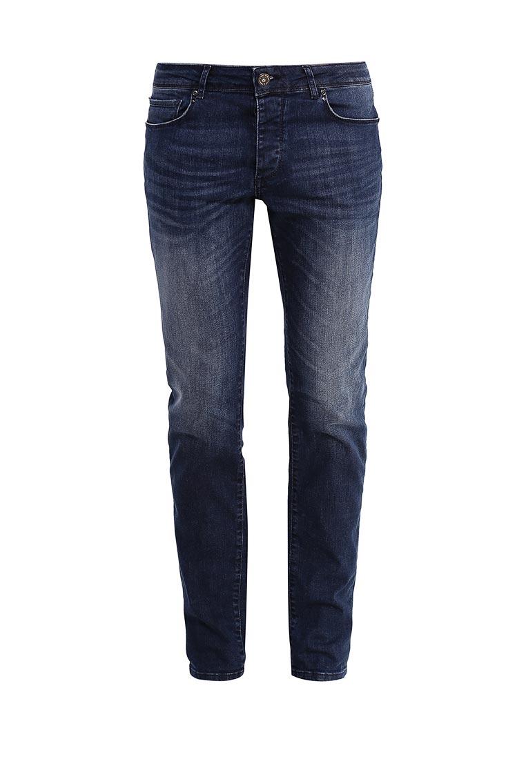 Мужские прямые джинсы Tom Farr (Том Фарр) TM2102.37