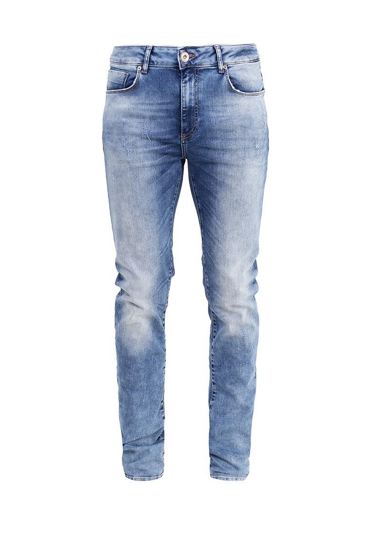 Зауженные джинсы Tom Farr (Том Фарр) TM2116.33