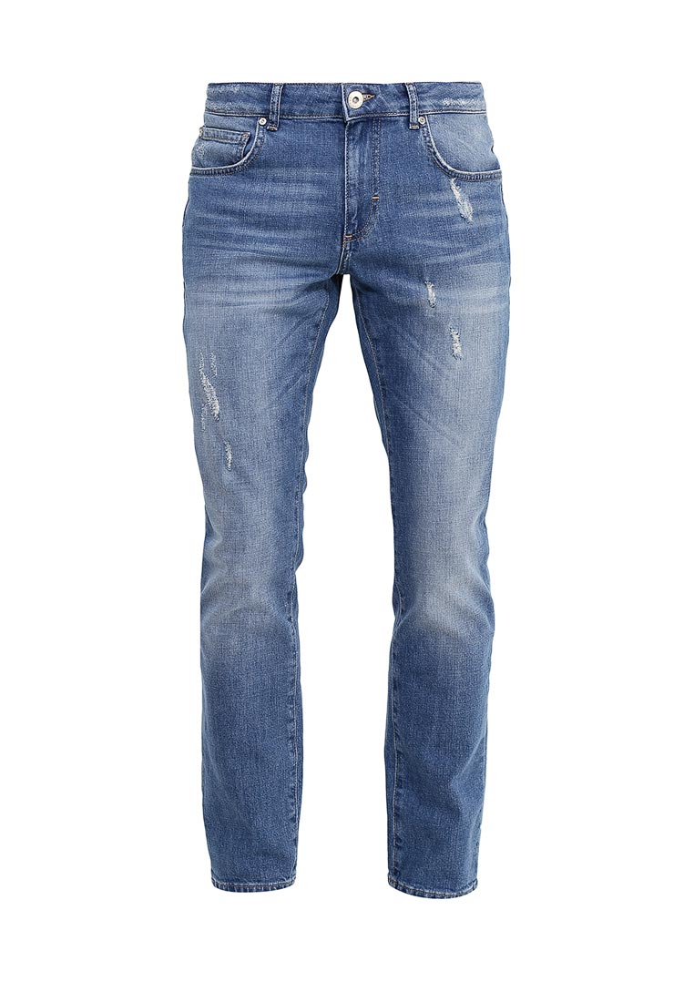 Зауженные джинсы Tom Farr (Том Фарр) TM2422.33